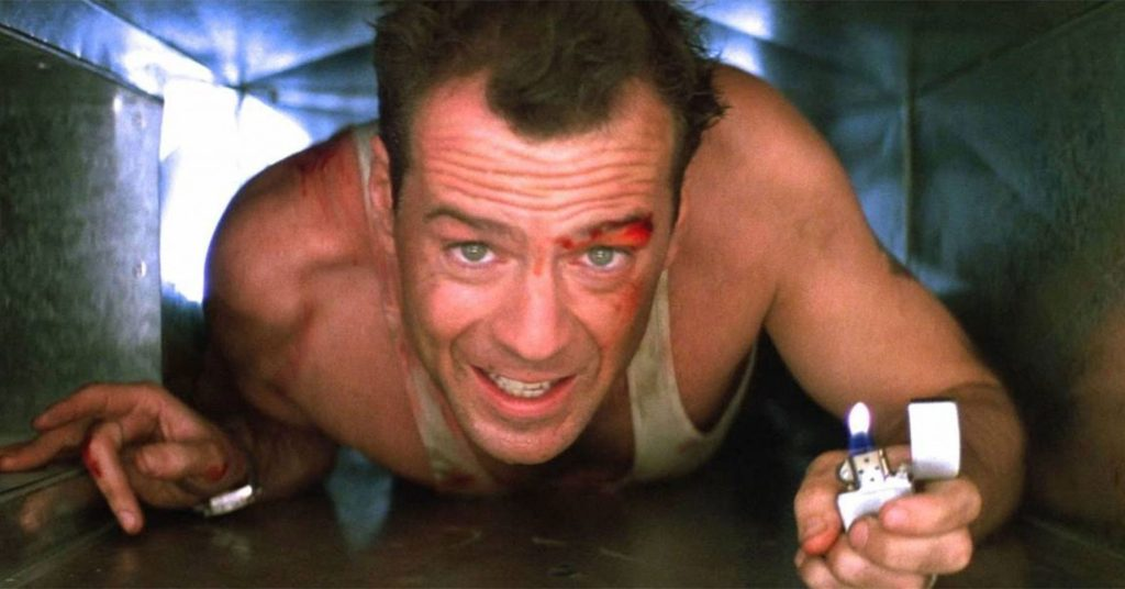 December 9: Die Hard (1988) – BRECKFLIX